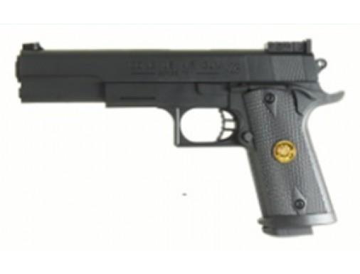 Пистолет, длина ствола 25,5 см. в/п 25*15*3,5 см