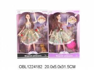 Кукла на шарнирах 2 цвета