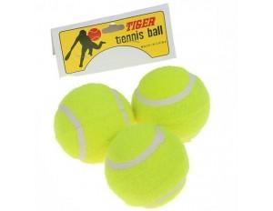 Мяч теннисный 3 шт/пакет
