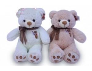 Медведь с бантом-2цв