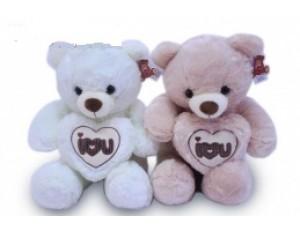 Медведь с сердцем- 2цв