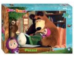 Пазлы 160 Маша и Медведь-2