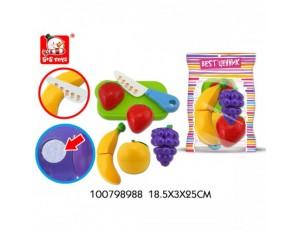 Набор продуктов  на липучках в пакете