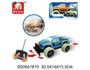 Машинка радиоуправляемая с пультом управления, движение во всех направлениях, М1:18, в коробке 30,5*16*15,5 см.