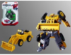 Трансформер мет. Робот-трактор