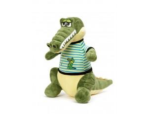 Крокодил в футболке