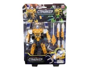 Трансформер Робот на блистере
