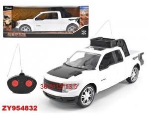 Машинка радиоуправляемая с пультом управления, движение во всех направлениях, в коробке 36,5*12*13,5 см.