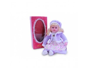 Кукла в коробке муз.