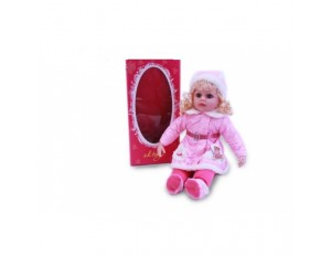 Кукла в коробке муз.-1цв.