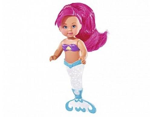"""Кукла """"Еви"""" - Сияющая русалочка, 12 см"""