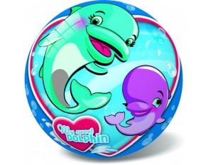 Мяч Дельфин 23 см