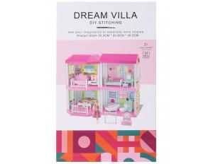 Дом для кукол в коробке