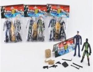Набор армия в пакете 13*14*2