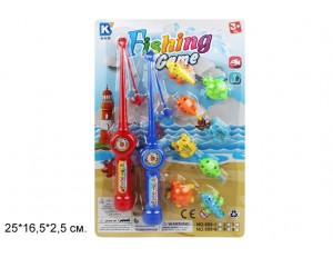 Рыбалка  на листе 25*16,5*2,5