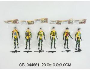 Солдат в пакете 15*7*3