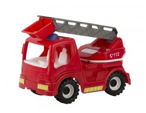 Автомобиль «Батыр» - пожарная машина