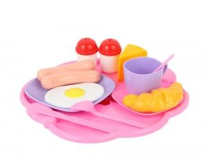 Игровой набор «Кукольный завтрак»